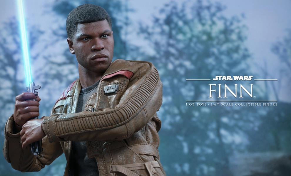 We Love Finn from The Force Awakens