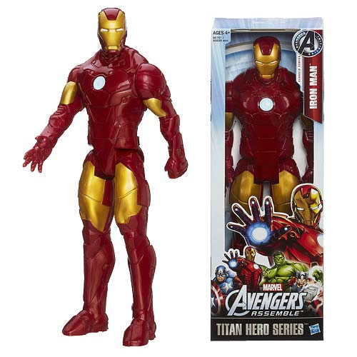 Iron Man Figure - Geek Decor