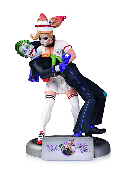 Joker & Harley Statue - Geek Decor