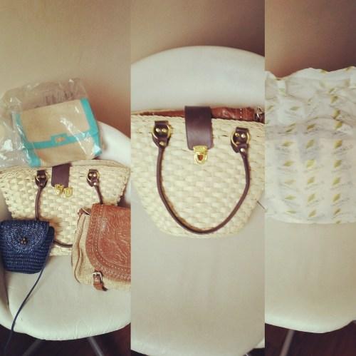 Come organizzare le borse con il metodo Konmari