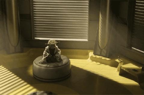 Yoda Meditation 2