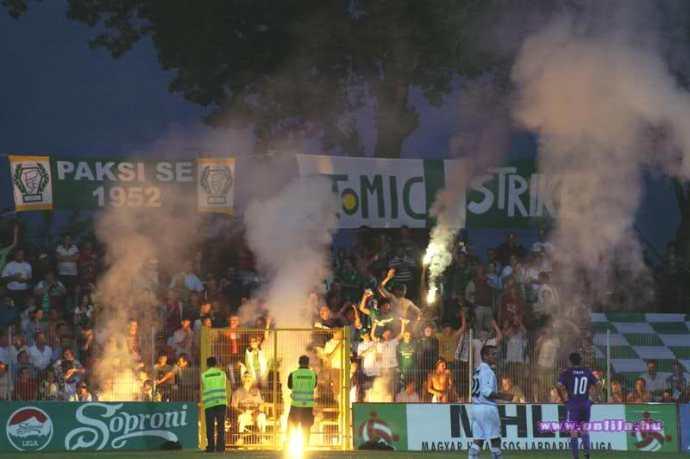 Paksi FC sauve sa saison