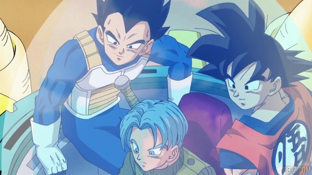 Review: Dragon Ball Super - Episode 55