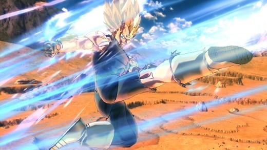 Majin Vegeta in Dragon Ball Xenoverse 2