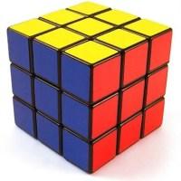 Detone o cubo mágico em 20 movimentos