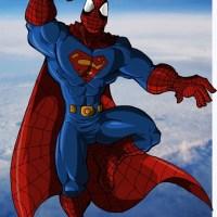 Artista cria Mashup de Heróis da Marvel e DC Comics
