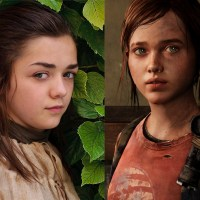"Arya Stark de ""Game of Thrones"" pode ser a Ellie no filme de ""The Last of Us"""