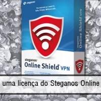 Quer ganhar uma licença do Steganos Online Shield VPN?