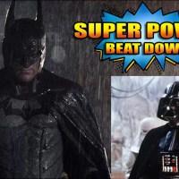Batman vs Darth Vader | Quem vence essa briga?