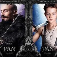 Pan | Confira o trailer da novo filme de Peter Pan com Hugh Jackman