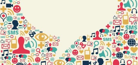 Social Media - Conversation - Marketing - Communication