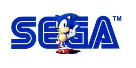 Sonic Sega Logo