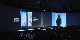 Samsung Galaxy S6 et S6 edge - Mobile World Congress 2015