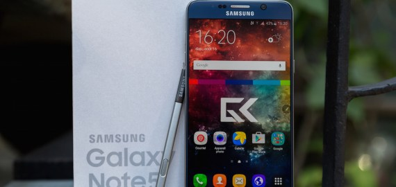 Samsung Galaxy Note 5 - Test Geeks and Com -1