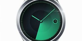 Samsung Gear S2 - Teaser montre connectee ronde