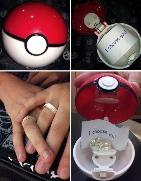 I Choose You -Poke Proposal
