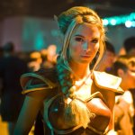 Blood Elf - Blizzcon 2011