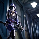 Mass Effect 2 -  Tali (photo by http://bgzstudios.com)