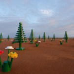 LEGO Forest Broken Hill 8