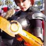 Female Shepard - SDCC 2012 - Bill Watters