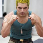 Guile - SDCC 2012 - San Diego Shooter