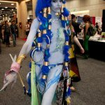 Shiva (FFX) - SDCC 2012 - Hayley Sargent