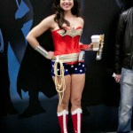 Wonder Woman - SDCC 2012 - Hayley Sargent