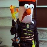 Beaker, Zombie Hunter @ Dragon Con 2012