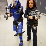 Mass Effect - Montreal Comic Con 2012