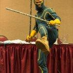 Kick Ass @ Las Vegas Comic Expo 2012 – Picture by Eric Beymer