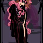 black_lady_nouveau_by_kishokahime