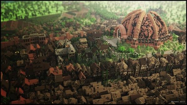 minecraft kings landing 6