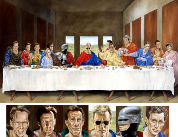 Brandon Bird-Last Supper