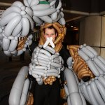 Balloon Man - MegaCon 2013 - Picture Submitted by Adam S.