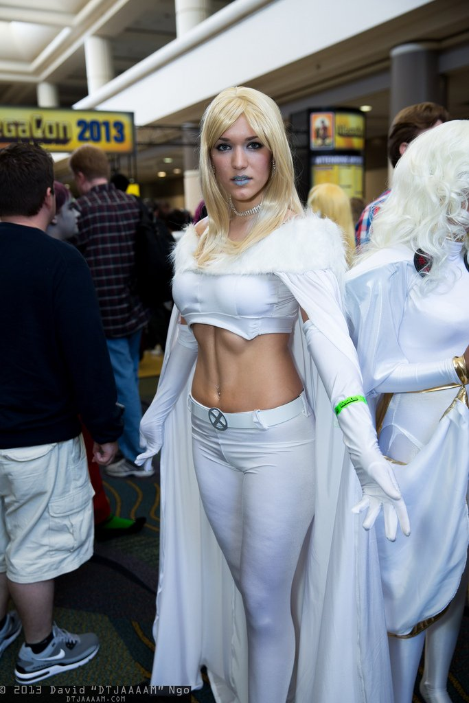 Emma Frost - MegaCon 2013 - Picture by David Ngo