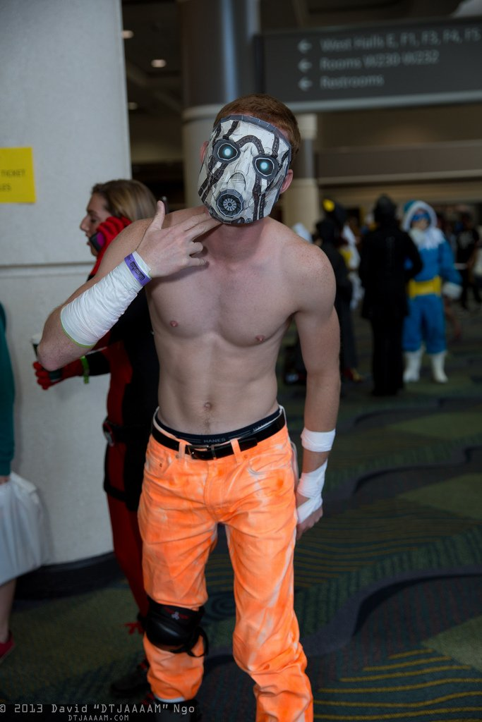 Psycho (Borderlands) - MegaCon 2013 - Picture by David Ngo