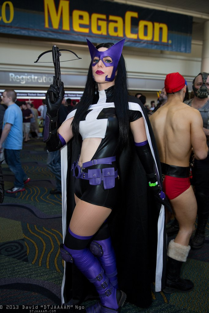 Huntress - MegaCon 2013 - Picture by David Ngo