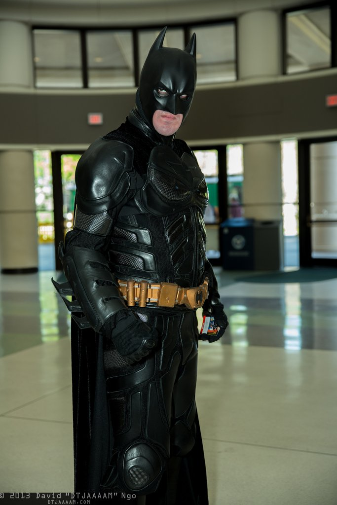 Batman - MegaCon 2013 - Picture by David Ngo