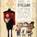 "Vintage ""Picard Day "" greeting cards – Aaron Alexovich"