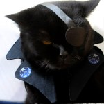 Nick-Fury-Cat-Cosplay