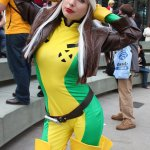 Rogue - Picture by Pat Loika - WonderCon 2013