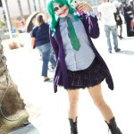 Lady Joker - Picture by The Suitcase Studio - WonderCon 2013