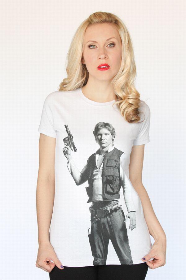 SW_HU_Han Solo Shirt