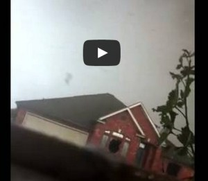 Super Close View of the Moore Oklahoma F5 Tornado [Video]