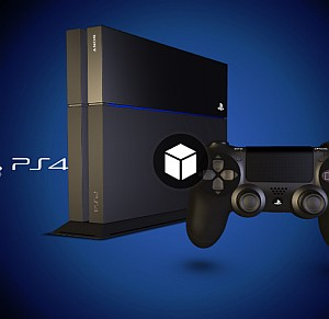 Interactive 3D Model of the PS4