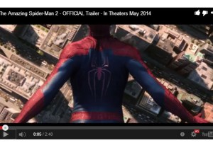 THE AMAZING SPIDER-MAN 2 [First Movie Trailer]