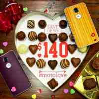 Motorola Valentine's Day Special - Don't miss these discounts!