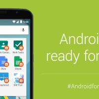 Android For Work, now available in Google Play!