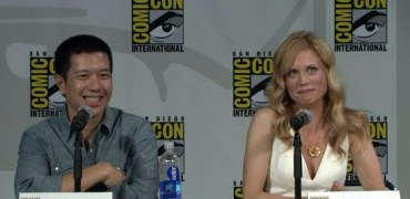 Grimm Discussion Panel at San Diego Comic Con 2014