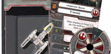 Y-Wing expansion pack for X-Wing Miniatures game